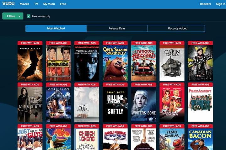 Webs de Cine para Ver Peliculas Gratis